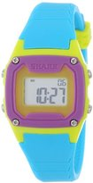Freestyle Unisex 102274 Shark Blue/Neon Yellow/Purple Watch