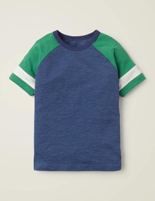 Stripe Raglan T-shirt