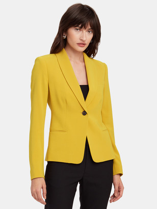 Diane von Furstenberg Halzie Single Button Blazer