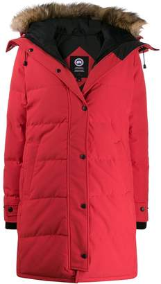 Canada Goose long sleeve padded coat