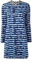 Tory Burch longsleeved striped dress