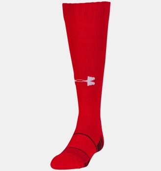 Under Armour Kids' UA Over-The-Calf Team Socks