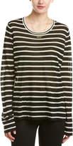 Scotch & Soda Striped Wool-Blend Sweater