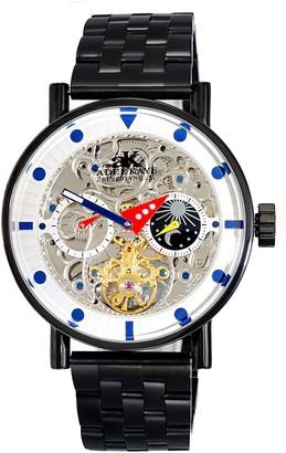 Adee Kaye Automatic Watch (Model: AK2266-30_IPBK)