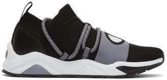 Champion Reverse Weave Black Rally Hype Sneakers