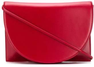 Rodo tassel detail foldover top bag