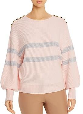 Max & Moi Babus Merino-Wool & Cashmere Sweater