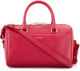 Saint Laurent Classic Duffel 3 Bag, Pink