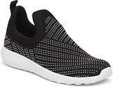 Jessica Simpson The Warm Up NayNay Fabric Rhinestone Slip On Sneakers