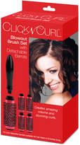 "Click N Curl 1.25"" Blowout Brush Set"
