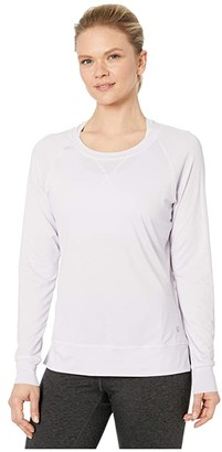 Straight Down Halo Top (Black) Women's Clothing