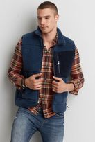 American Eagle Outfitters AE Faux Sherpa Vest