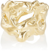 Jennifer Fisher Women's XL Molten Cuff Ring-GOLD
