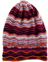 Missoni Multicolor Chevron Beanie