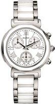 Balmain Women's Chronograph + B De B Metal Bracelet Quartz Watch B5896.33.22