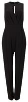 Phase Eight Karenina Sparkle Jumpsuit, Black