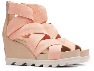 Sorel Joanie II Strappy Wedge Sandal