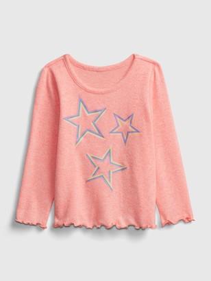 Gap Toddler Softspun Graphic T-Shirt