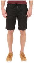 Publish Hugo - Jacquard Speckled Stretch Woven Shorts