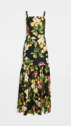 Borgo de Nor Cordelia Strap Summer Dress