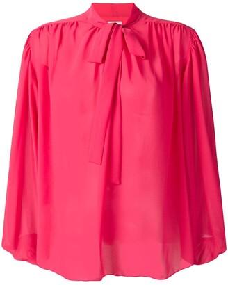 Giamba pussy bow blouse