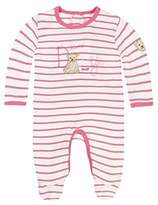 Steiff Baby Strampler 1/1 Arm Footies,9-12 Months