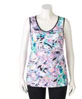 Fila Sport Plus Size FILA SPORT Core Essential Workout Tank