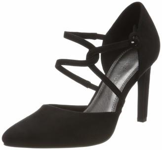 Marco Tozzi Women's 2-2-24400-24 T-Bar Heels