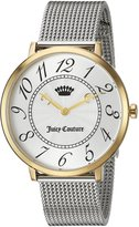 Juicy Couture Women's 'La Ultra Slim' Quartz Gold Casual Watch(Model: 1901558)