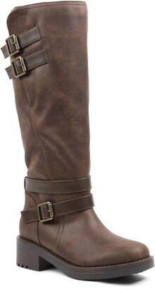 Kensie Dunkan Knee High Boot