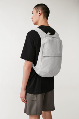 Cos Technical Backpack With Straps