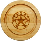 The Well Appointed House Personalized Round 10''x10'' Artisan Cutting Board