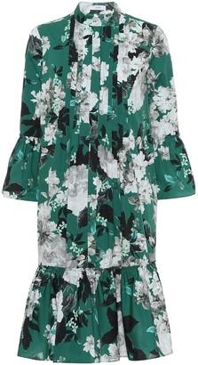 Erdem Winford floral cotton dress