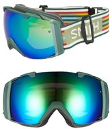 Smith Men's I/o 205Mm Snow Goggles - Forest Woolrich