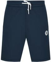 Converse Core Jersey Shorts Navy