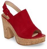 Isola Women's Gabriela Slingback Platform Sandal