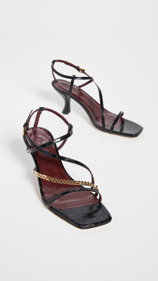 STAUD Gita Chain Sandals