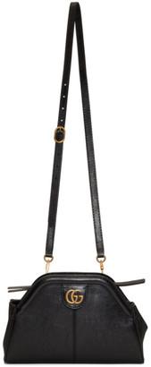 Gucci Black Small Linea Shoulder Bag