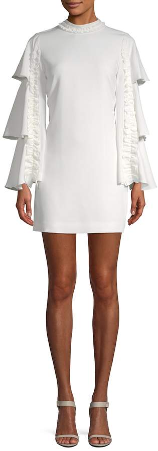 Alexis Women's Marianne Tiered Sleeve Mini Dress