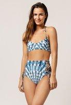 Mara Hoffman Basketweave Bikini Top