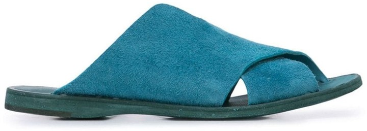 Officine Creative criss-cross flat sandals