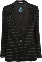 GUILD PRIME checked fitted blazer