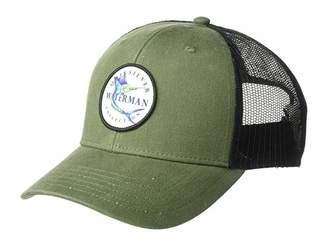 Quiksilver Waterman Jiggy With It Trucker Hat