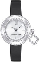 Van Cleef & Arpels Charms White Gold Mini Watch, 25mm