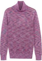 Raoul Jacquard-Knit Turtleneck Sweater