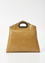 Dries Van Noten camel envelope bag