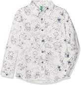 Benetton Boy's Shirt Blouse