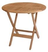 Bourassa Solid Wood Bistro Table Freeport Park