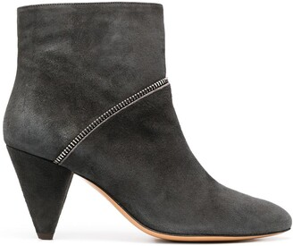 Tila March Hoodoo ankle boots
