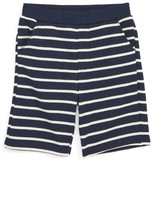 Andy & Evan Toddler Boy's Stripe Knit Shorts